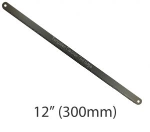 "12"" (300mm) Tungsten Carbide Grit Hacksaw Blade"