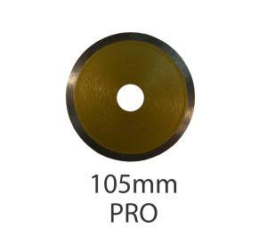 105mm Diamond Circular Wet Saw Blade - Pro