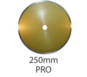 250mm Diamond Circular Wet Saw Blade - Pro